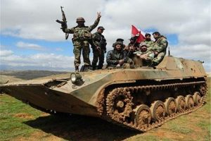 ضربه سنگین ارتش سوریه به تروریستها