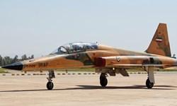 هواپیمای رزمی و آموزشی «کوثر» رونمایی شد+مشخصات